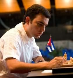 El Gran Maestro cubano Leinier Dominguez enfrenta hoy a Ivanchuk en torneo ajedrecistico de Wijk aan Zee