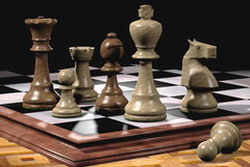 ajedrez tablero