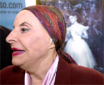 Alicia Alonso and the Cuban National Ballet company are currently on a Spanish tour