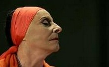 Greek press highlights the general director of the cuban ballet Alicia Alonso statements