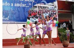 Festivities for International Sports Schools Anniversary in Cuba