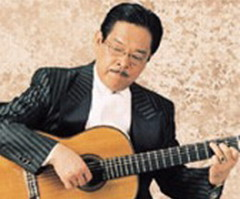 In Cuba A new visit from the Japanese guitar player Antonio Koga