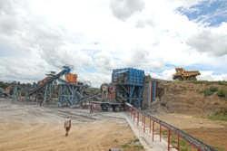 Primer molino de tecnologia chona en Cienfuegos