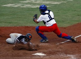 Cuban Catchers Looking for the World Baseball Classic