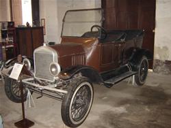 Automobile from Paris to Havana