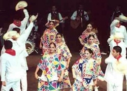 Cultural Exchange between Las Tunas Cuba and Mexican region