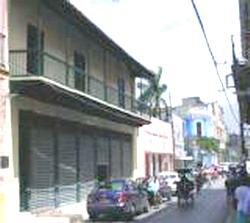 Balcony in Camaguey