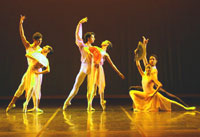 Students from the Cuban National Ballet School to perform succesfully in Cape Town