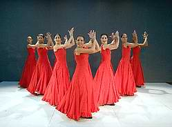Prolongadas ovaciones de público en Alejandría para el ballet cubano de Lizt Alfonso