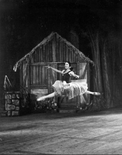 Alicia Alonso and the Cuban National Ballet in Canada