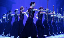 The Cuban Company of Dance of Lizt Alfonso Ends Tour of Egypt