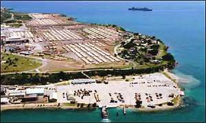 Base Naval De Guantanamo Jpg About 150 U S And Cuban