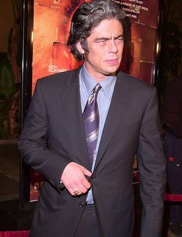 Benicio del Toro Goya por Che, el argentino