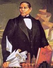 Homenaje a Benito Juarez en Cuba