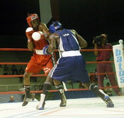 Cuban Boxers Win Gold Medals