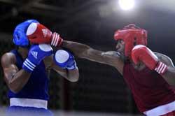boxeo osmay