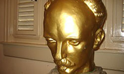 First bust of Cuban National Hero Jose Marti to Be Unveiled in France