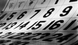 Calendar in Honor of Cuban Revolution Issued in New York