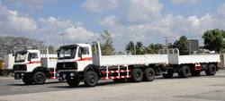 Freight Vehicles Fleet Improved in Ciego de Avila Cuba