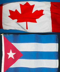 Communitarian Cuba-Canada cultural exchange to finish up