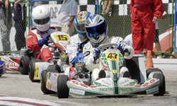 Cuban Go-Carting Championships Wind Down