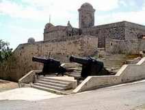Restauran el Castillo de Jagua en Cienfuegos Cuba