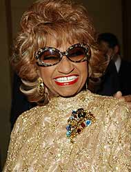 The Life and Music of Celia Cruz.