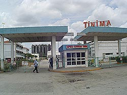 Tínima Brewery widens prospects in 2008