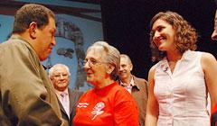 Seamos como el Che dijo Hugo Chavez en el homenaje de Venezuela al Guerrillero Heroico