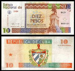 Dismissing immediate reassessment of the Cuban peso