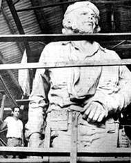 Cuban sculpture Alberto Lescay will reproduce a sculpture of of the Che Guevara in Venezuela.