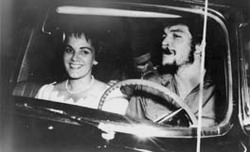 Che Guevara's widow to launch Book of Memories