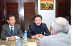 China and Cuba Improve Bilateral Relations