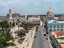 In Cienfuegos, Cuba, Opens Canadian Art Exhibition