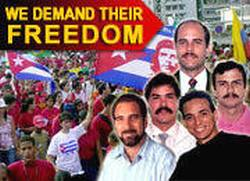 Demands the Release of the Cuban Five Namibian Parliament