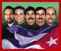 National Lawyers Guild Support the Cuban Five