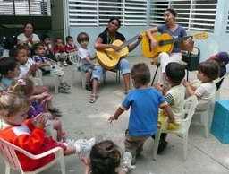 Cuba Improves Preschool Education