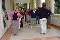 Specialized Medical Services for Cuban Elderly People are Part of a Nationwide Strategy of Health