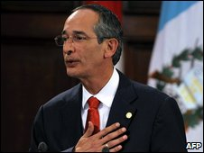 Guatemala sorry over Bay of Pigs to Cuba