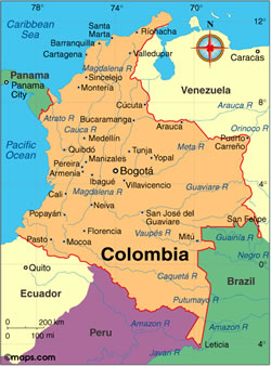 Relations between Cuba and Colombia Enhanced after Meeting