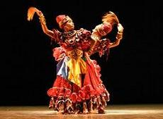Cuban National Folkloric Group on Tour around Spain and Portugal