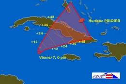 Hurricane Paloma powers up on path to Caymans Cuba