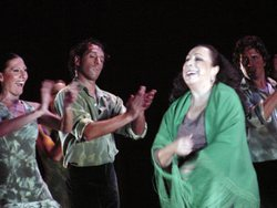 In Cuba Flemish of Andalusia Shakes Tunas Theater with Premier Gypsy Romance
