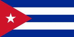 Flags handed over to Cuban Teams