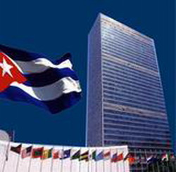The International Community Overwhelmingly Condemns US Blockade