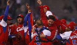 Cuba beats Australia to reach 2nd round at WBC