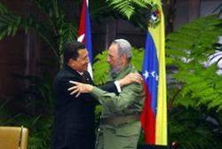 Chavez values Cubas collaboration with Venezuela
