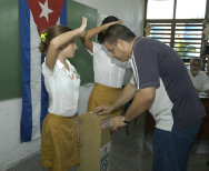 Cuban Electoral Tools Up and Running
