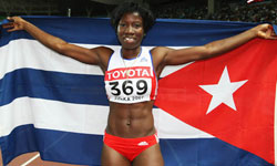 Cuba's main track and field arsenal is in its jumpers, especially the triple jump