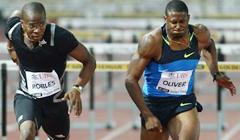 Cuban Dayron Robles Clocks 12 97 in 110m Hurdles